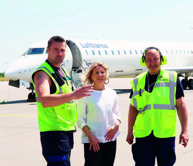 Anna Midera: Nasze lotnisko zaczyna kusić pasażerów