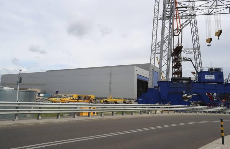 Co się dzieje ze szczecińską firmą ST 3 Offshore?