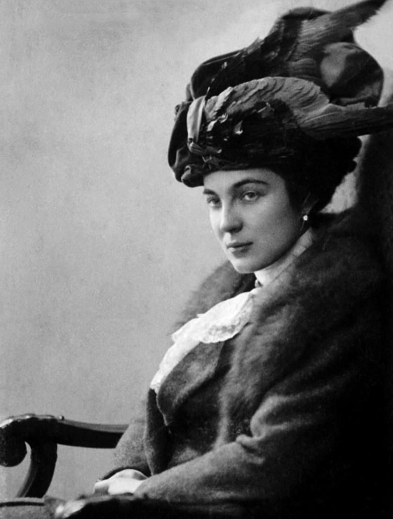 Ulubiony portret Izabeli Drwęskiej.