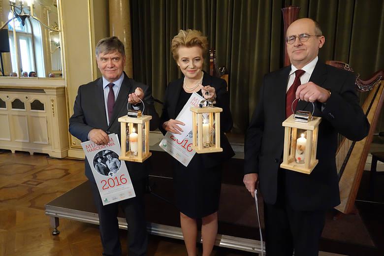 Wigilia Wojewódzka w Muzeum Miasta Łodzi [ZDJĘCIA]