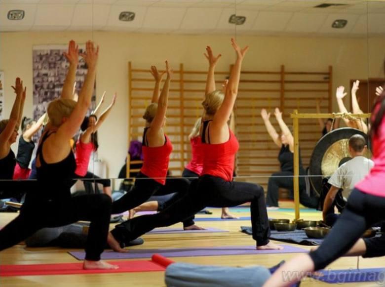 Bezpłatne zajęcia jogi w Ostrowi