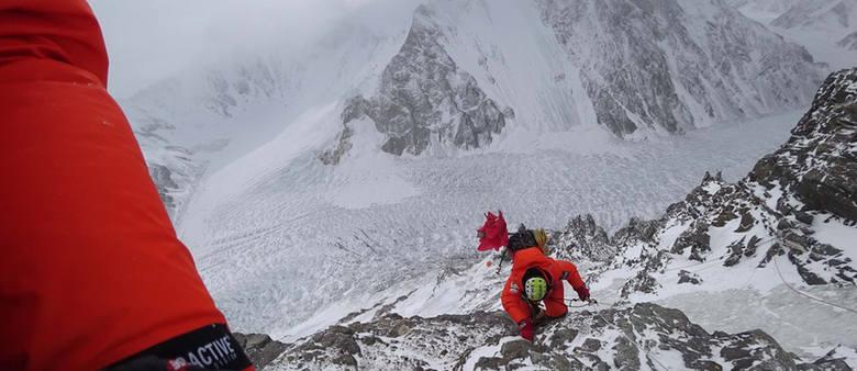 Polskim himalaistom nie udało się zdobyć szczytu K2
