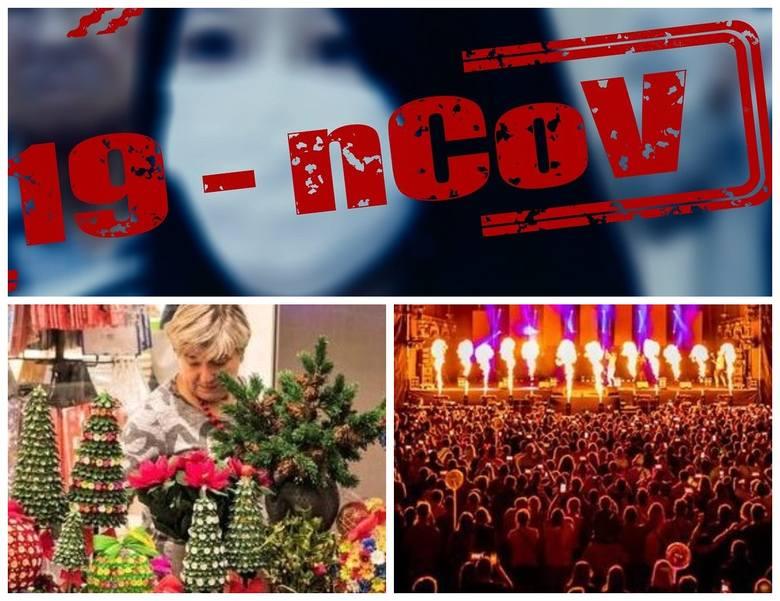 Koronawirus. Nowy Sącz. Sprawdź, jakie imprezy odwołano z powodu zagrożenia chińskim wirusem