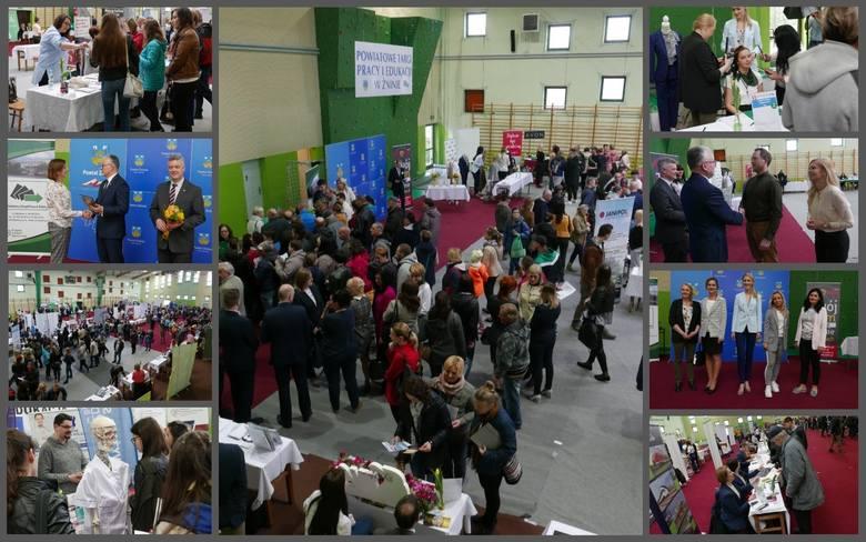 W hali przy ul. Sienkiewicza odbyły się wczoraj Powiatowe Targi Pracy i Edukacji. Wzięło w nich udział około 60 wystawców. Tegoroczne przedsięwzięcie