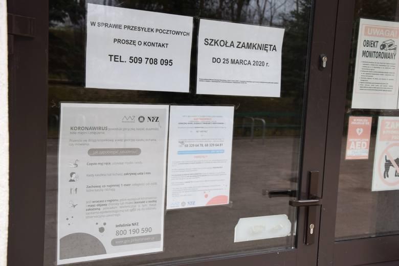 Uczniowie do szkół nie chodzą, nie ma więc, jak dokończyć ogólnopolskich olimpiad dla szkół ponadpodstawowych czy wojewódzkich konkursów przedmiotowych dla szkół podstawowych