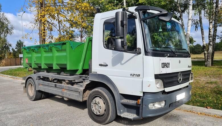 CONTRA- kontenery na odpady po remoncie i gruz