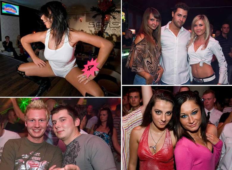W wakacje 2008 roku w klubie Senso w Mielnie było wyjątkowo gorąco! Organizowane były tu dyskoteki, podczas których zdarzały się koncerty, pokazy zmysłowego