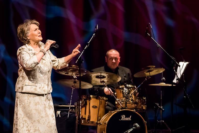 Irena Santor zaśpiewa w Poznaniu we wtorek 12 listopada