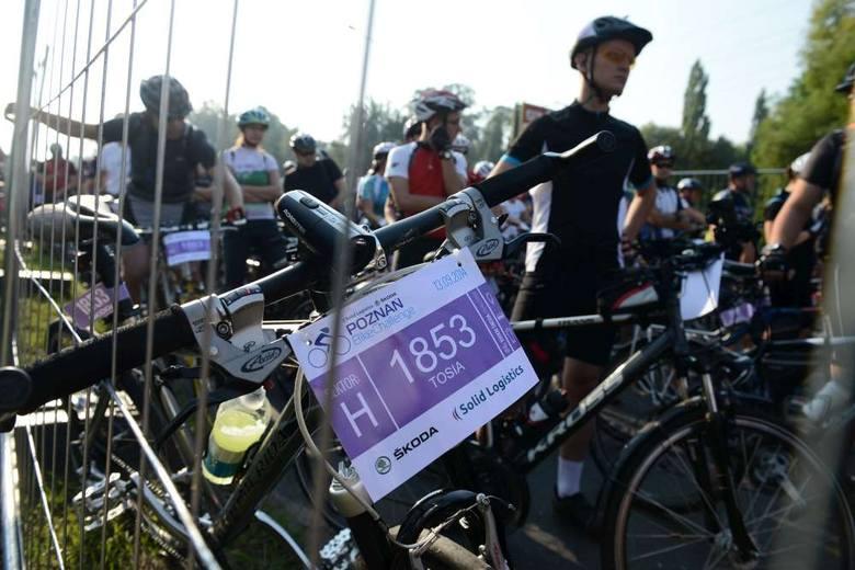 Poznań Bike Challenge sparaliżował miasto