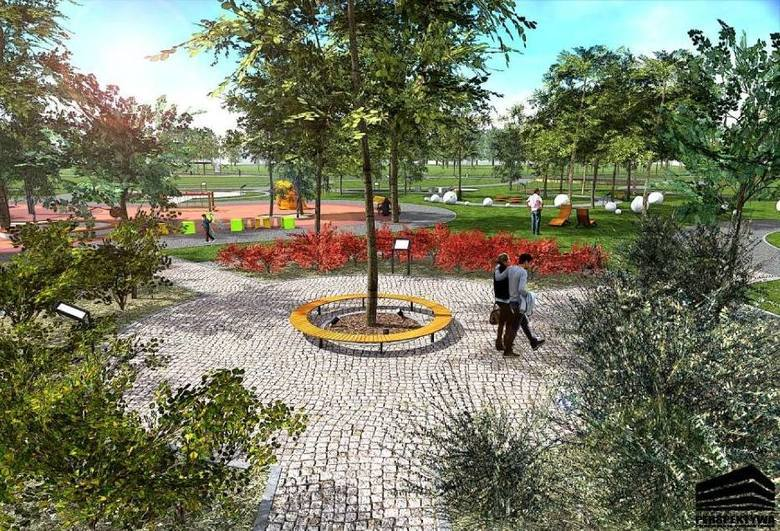 Park Rataje ma być gotowy latem 2018 roku