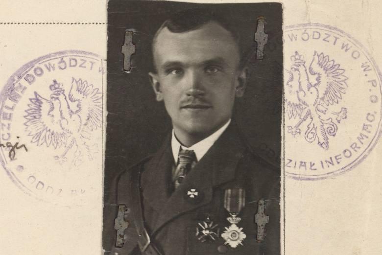 Major pilot Władysław Waldemar Narkiewicz (1891-1965)