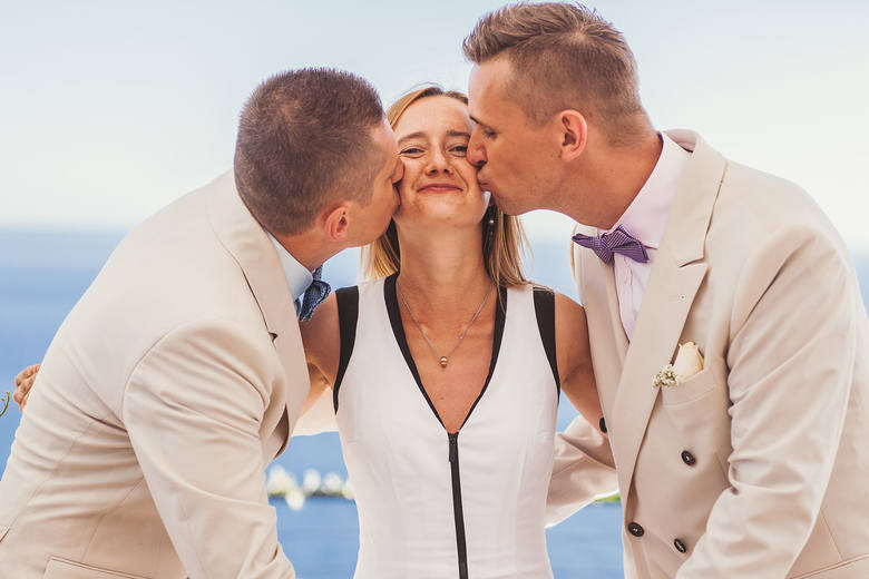 Jakub Kwieciński i Dawid Mycek wzięli ślub na Maderze