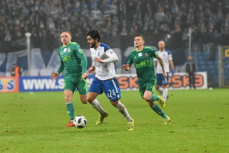 Joao Amaral na Bułgarskiej spisywał się i tak lepiej niż w lidze portugalskiej. Jego powrót do Poznania jest jednak mało prawdopodobny