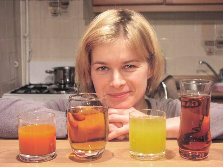 Żelazków słynie z kolei z wyrabiania soków naturalnych