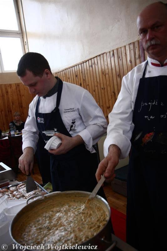 Robert Sowa w Gastronomiku