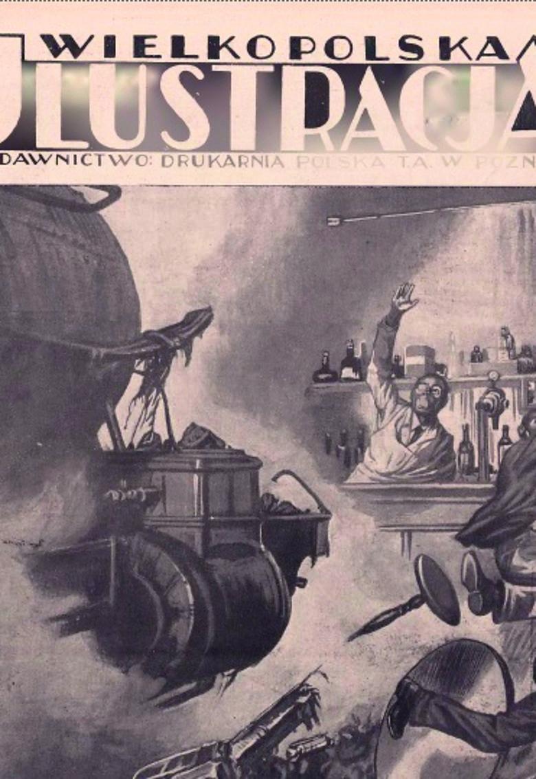 Przegląd prasy. Czego dowiedzielibyśmy się z pierwszych stron w latach 20. XX w.?