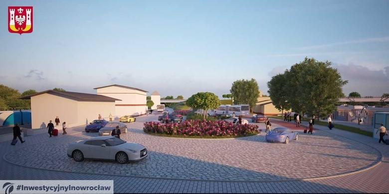 Ma to być jedna jedna z największych inwestycji tej dekady w Inowrocławiu. - Plan zakłada, aby przy ulicy Magazynowej powstał parking na ponad 100 samochodów
