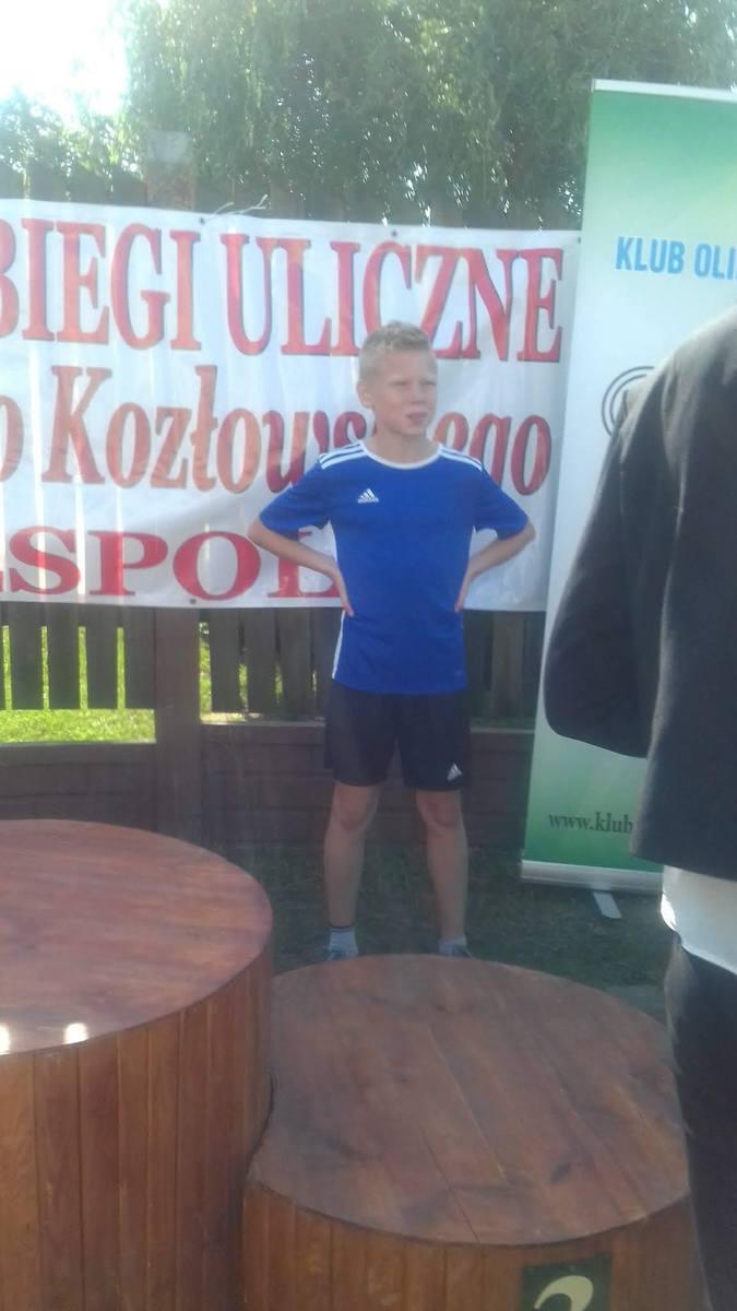 Kategoria Sportowiec Junior RokuBiała Podlaska i powiat bialskiMichał NowickiŻeby zagłosować, wyślij SMS KLD.10 na numer 72355