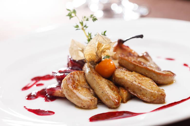 W Concordia Taste w dniach 8-11 listopada są zaplanowane specjalne menu z gęsiną. Gdzie na przystawkę zamówić można gęsią wątróbkę, a na danie główne