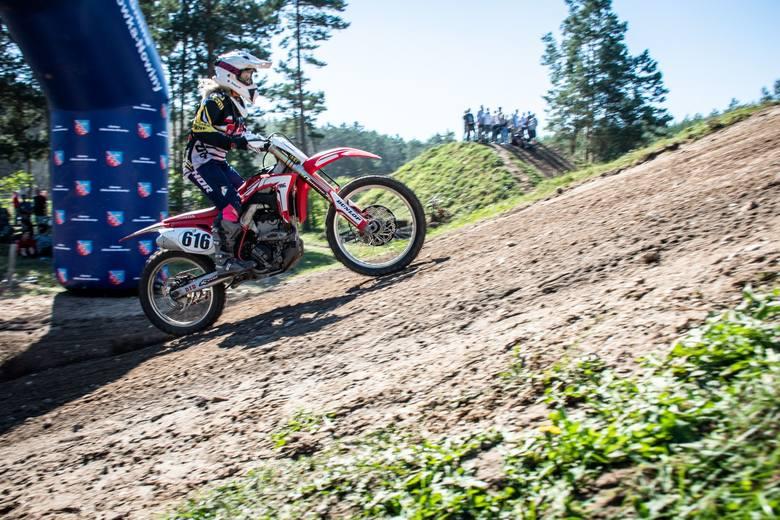 Motocross – Zawody motocrossowe zostały zorganizowane przy wsparciu gminy