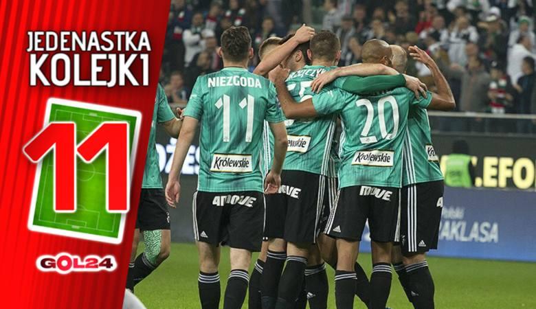 Trzynasta kolejka PKO Ekstraklasy okazała się bardzo pechowa dla Wisły Kraków. Przy Łazienkowskiej w Warszawie drużyna Maciej Stolarczyka przegrała z