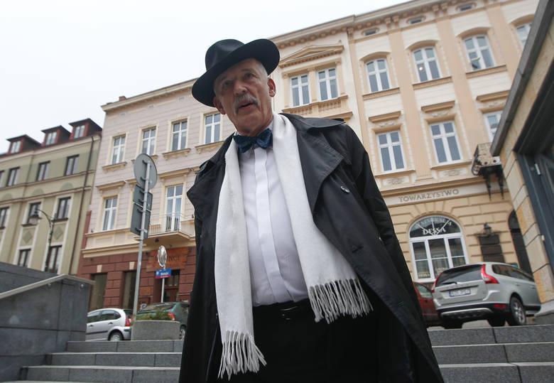 Janusz Korwin-Mikke w Rzeszowie