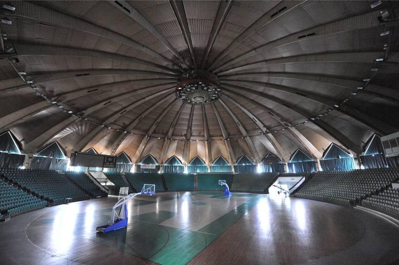 Tak wyglądała Arena w 2012 r.