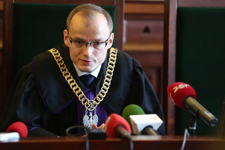 Sąd skazał Piotra Rybaka na 10 miesięcy więzienia