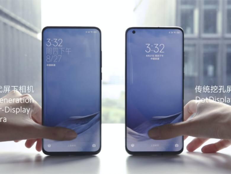 Już w przyszłym roku na rynek trafią smartfony Xiaomi z ekranami pozbawionymi wycięć na aparat. Zostanie on ukryty pod wyświetlaczem