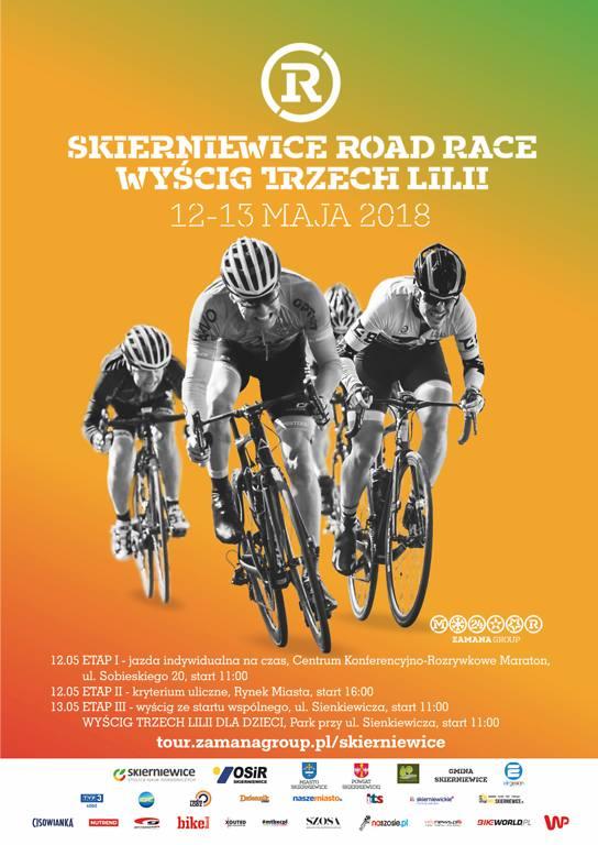Skierniewice Road Race już w ten weekend. Uwaga na utrudnienia w ruchu w sobotę i niedzielę w Skierniewicach