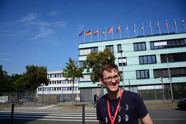 Absolwenci Politechniki Gdańskiej na stażu w Europejskiej Agencji Kosmicznej [ZDJĘCIA]