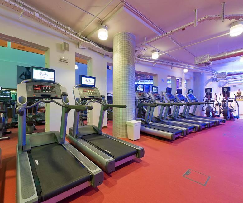 Tak wyglądają kluby sieci Pure Health and Fitness w Polsce, fot. Pure Health and Fitness.