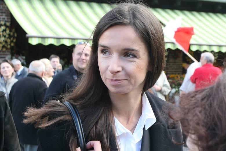 Marta Kaczyńska zostanie zaproszona na uroczystość odsłonięcia tablicy z nazwą bulwaru
