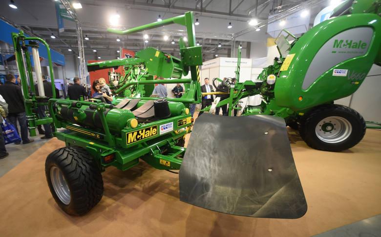Agro Show w Bednarach 2018. Zobacz najnowsze maszyny i urządzenia rolnicze [PROGRAM, GODZINY OTWARCIA]