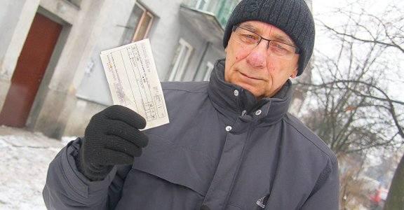 Ryszardowi Szczepaniakowi pozostały po podróży nie tylko bilety