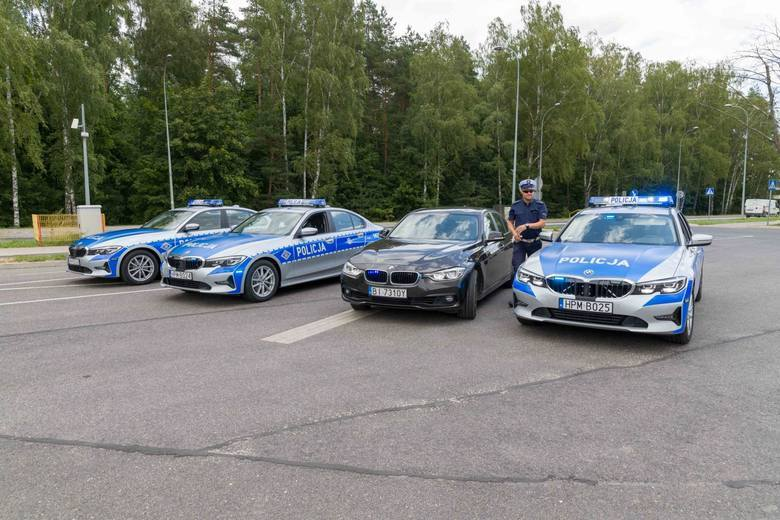 """Pierwsza grupa specjalna """"Speed"""" powstała w stołecznym wydziale ruchu drogowego w październiku 2018.r. Komenda Główna Policji zdecydowała,"""