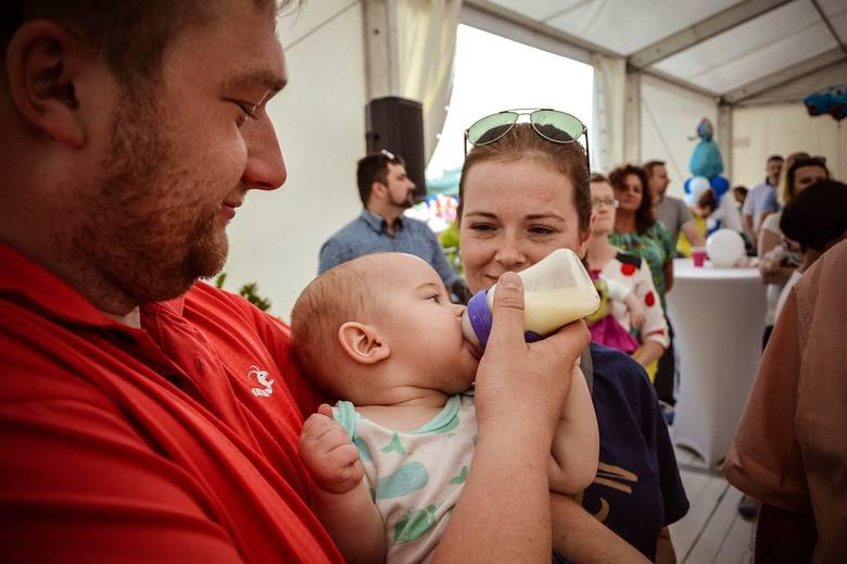 Wielkie zakończenie miejskiego Dnia Dziecka w Skierniewicach [ZDJĘCIA]
