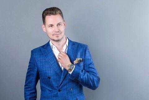 Łukasz Zieliński, nowy prezes Buskowianki Kielce
