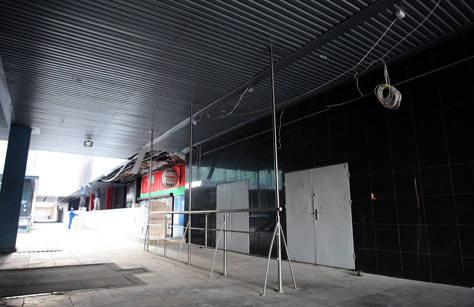 Nowy lokal zostanie otwarty na przełomie listopada i grudnia. Na razie przechodzi remont.
