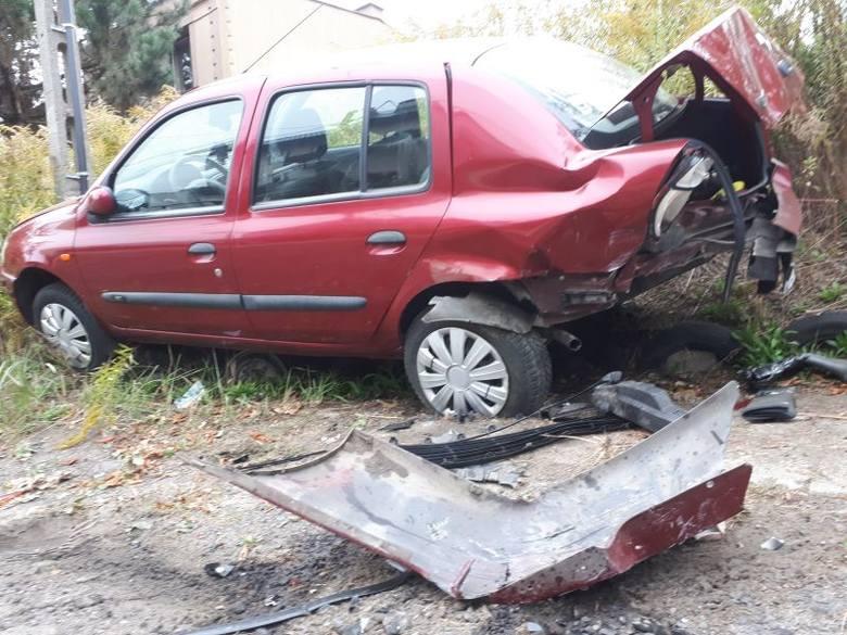 Łódź: Pijany taksówkarz i dwóch obcokrajowców spowodowali wypadki - kilka aut skasowanych! ZDJĘCIA