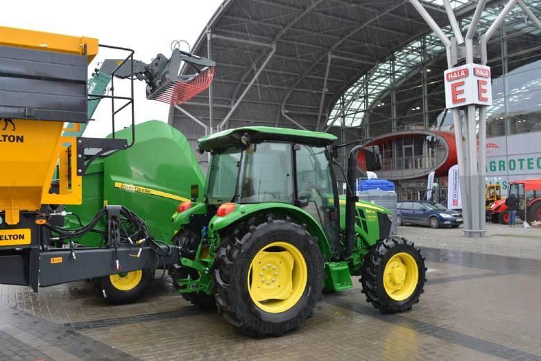 Agrotech 2019 w Kielcach startuje w piątek. Na targi rolnicze przyjedzie minister i wicepremier [PROGRAM]