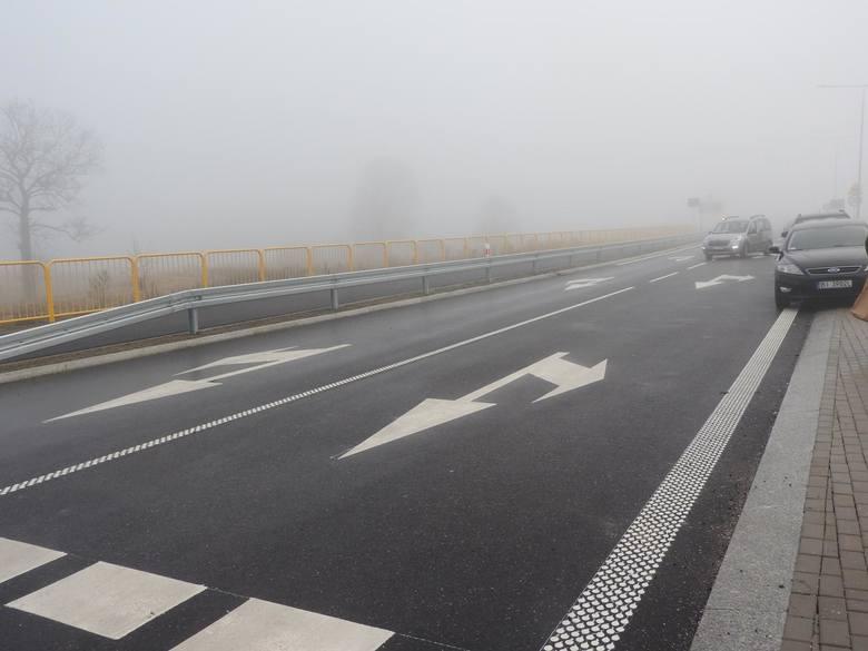 Tak otwierano w grudniu 2019 roku drogę Markowszczyzna- Łapy