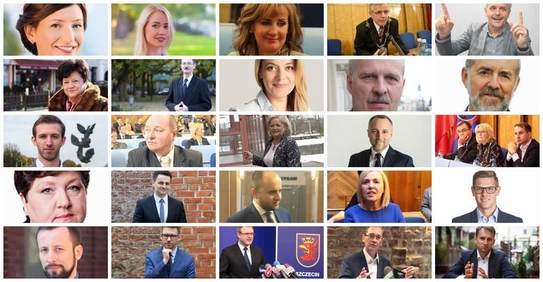 """Większość """"nowych"""" radnych będzie ponownie zasiadać w Radzie Miasta Szczecina. Oto 31 osób, które otrzymały mandat! >>>Polecamy"""