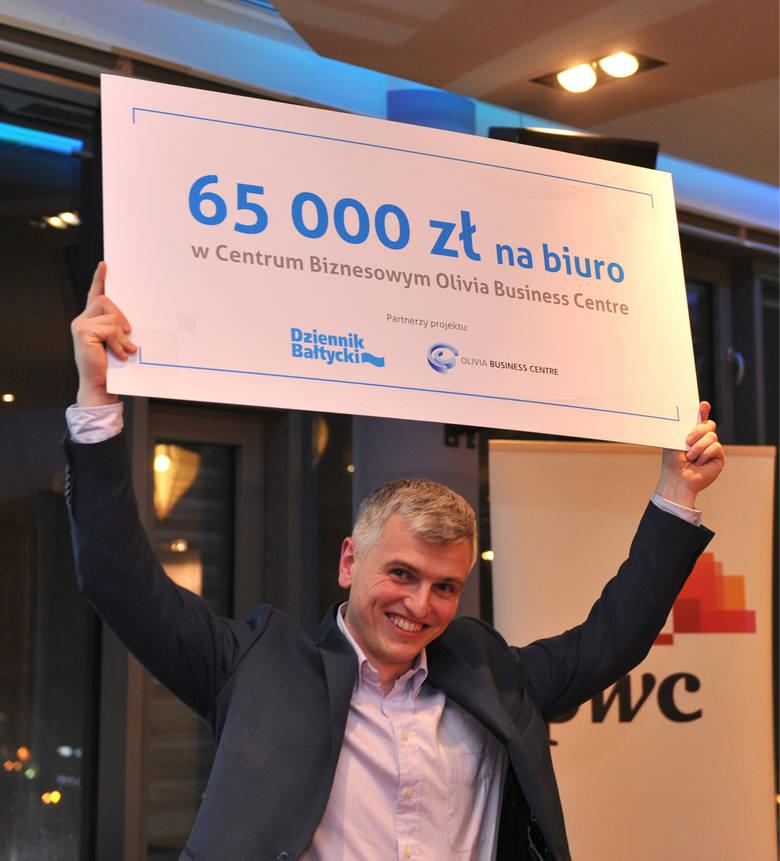 """Webmerce Services zwycięzcą konkursu """"Biznes na Miarę"""" [ZDJĘCIA]"""