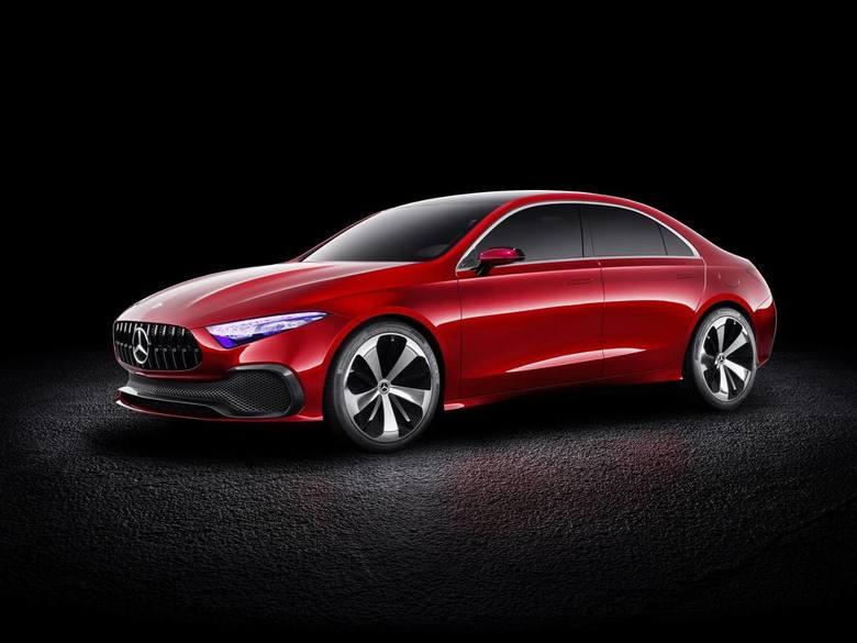 Podczas salonu w Szanghaju niemiecka marka przedstawiła koncepcyjną Klasę A w wersji sedan. To auto pokazuje jak pod względem stylistyki w przyszłości