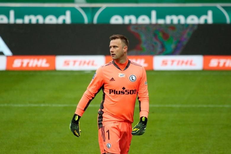 Bramkarze:Artur Boruc (liczba mistrzostw: 2)Cezary Miszta (liczba mistrzostw: 1)