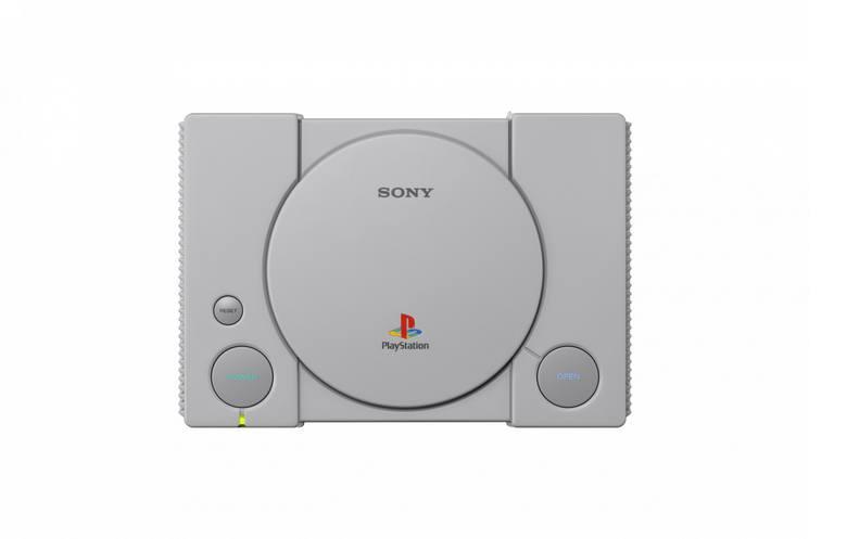 Tak prezentuje się nowa retro konsola od Sony - PlayStation Classic