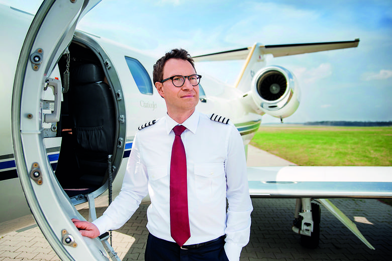 Bartolini Air, czyli powietrzne taksówki latają z Łodzi