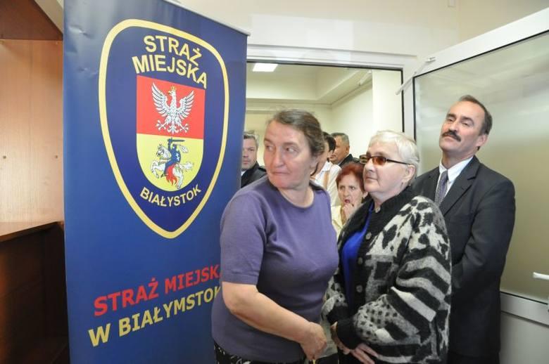 Nowy posterunek straży miejskiej