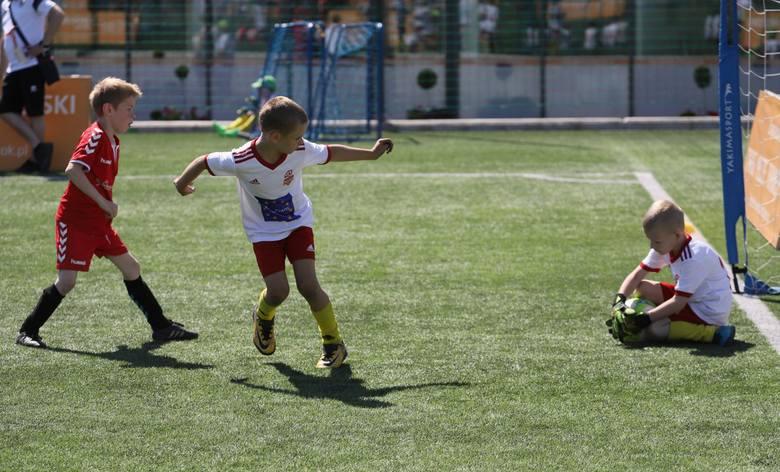 Najmłodsi adepci futbolu wystąpią na Stadionie Miejskim